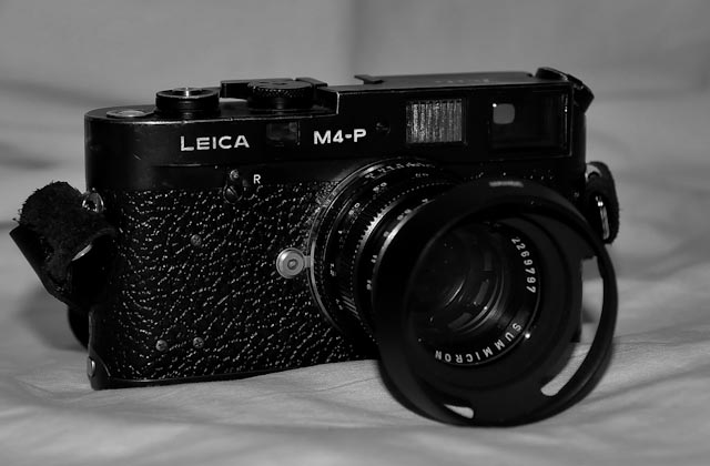 Leica M4-P   Yammerman's Blog